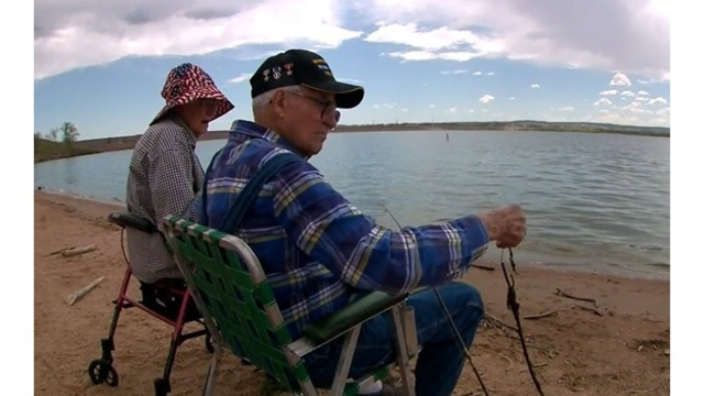 World War II veteran fishing with his girlfriend_1559809436097.jpg_90959930_ver1.0_640_360_1559876448407.jpg.jpg