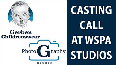 Gerber Casting Call
