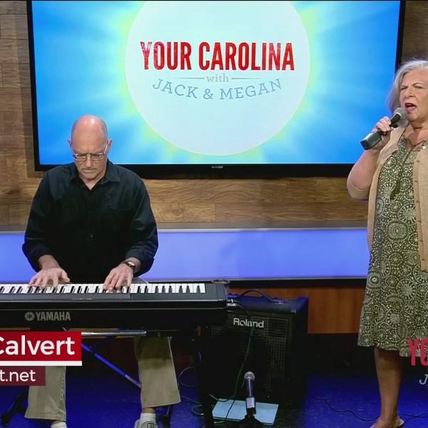 Jean Calvert Performs