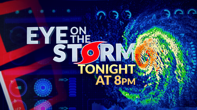 Eye on the Storm: Special edition Dorian | Aug. 30