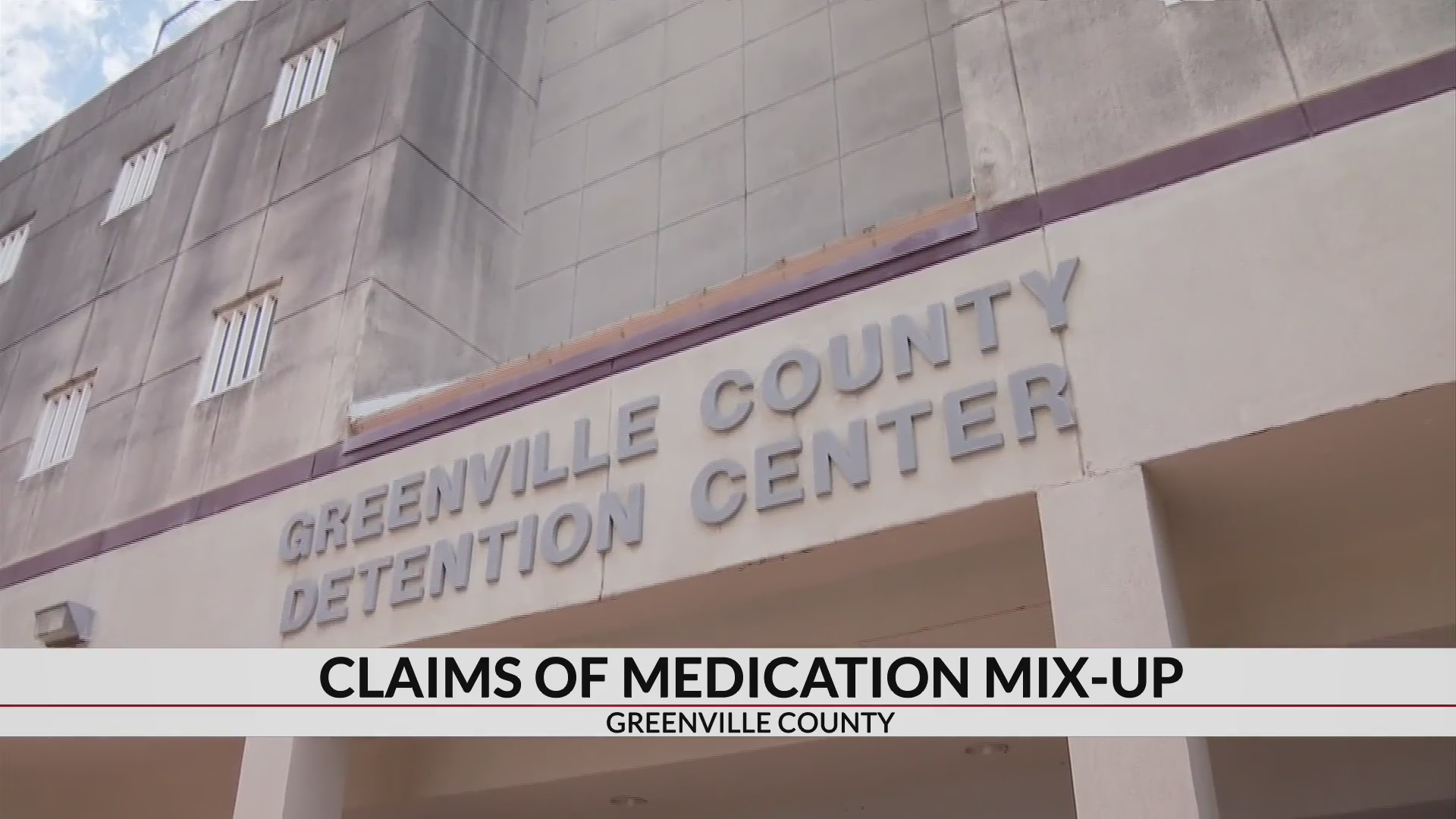 Mother says son given wrong medication at Greenville Co  jail