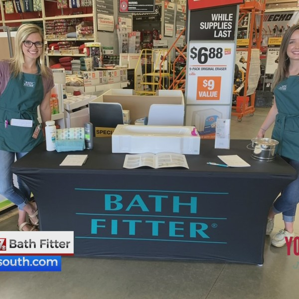 Bath Fitter - Caring for the Carolinas