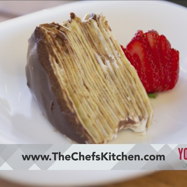 Chef's Kitchen - Crepe Cake