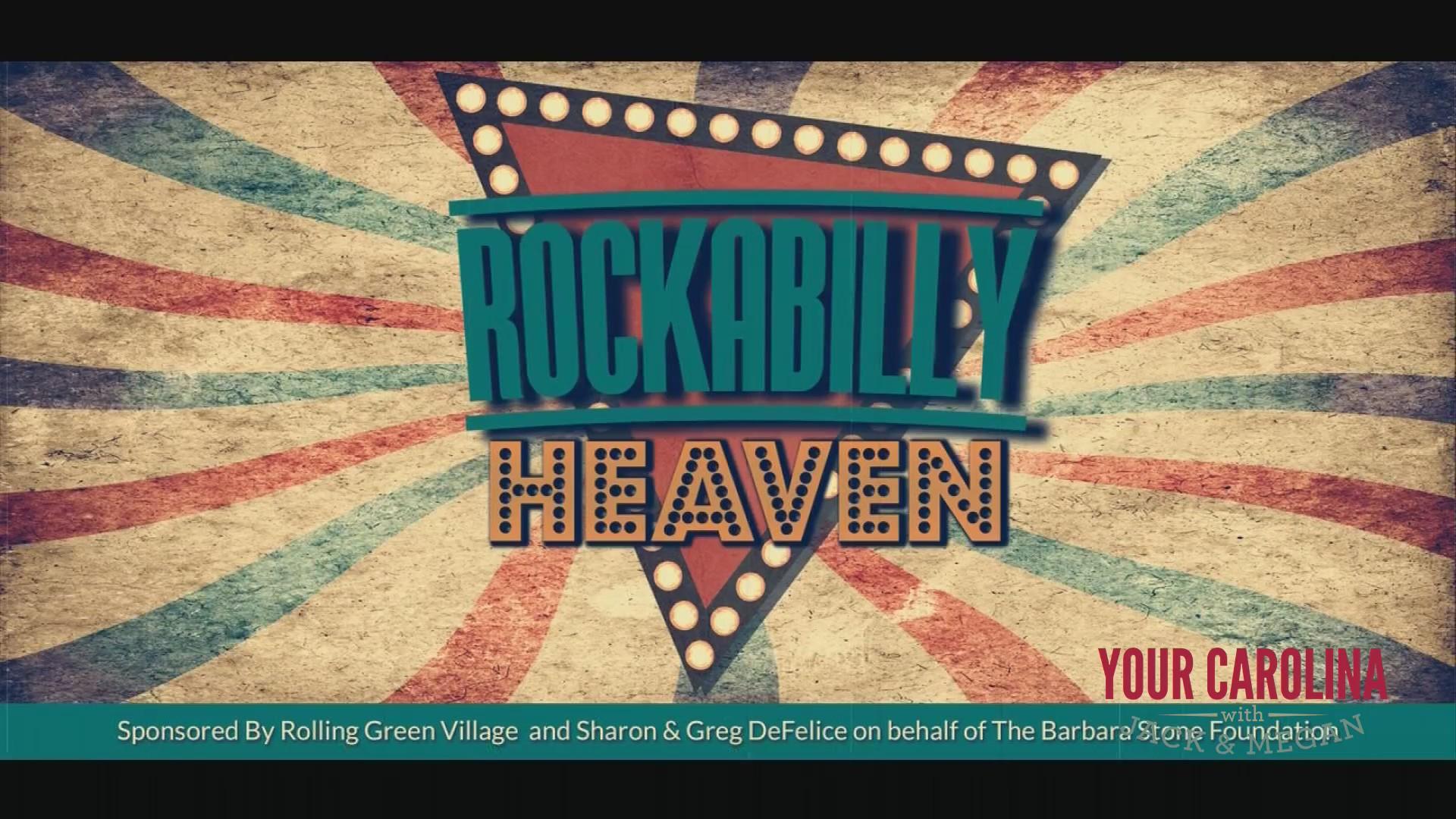 "Centre Stage Presents ""Rockabilly Heaven"""