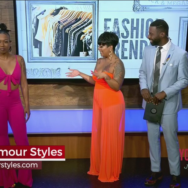 Fashion Trend Tuesday - Fun Styles With Fanyamour Styles
