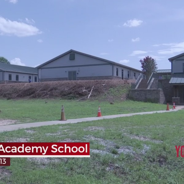Hope Academy prepares new permanent campus for Fall opening