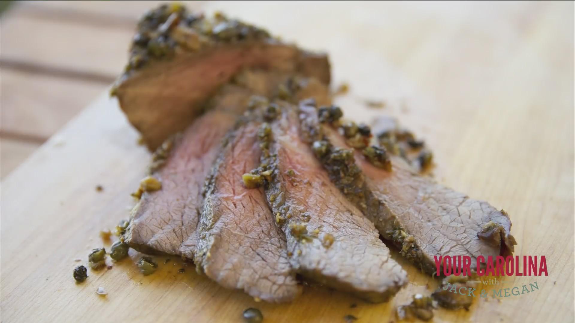Chef's Kitchen - Beef Marabella