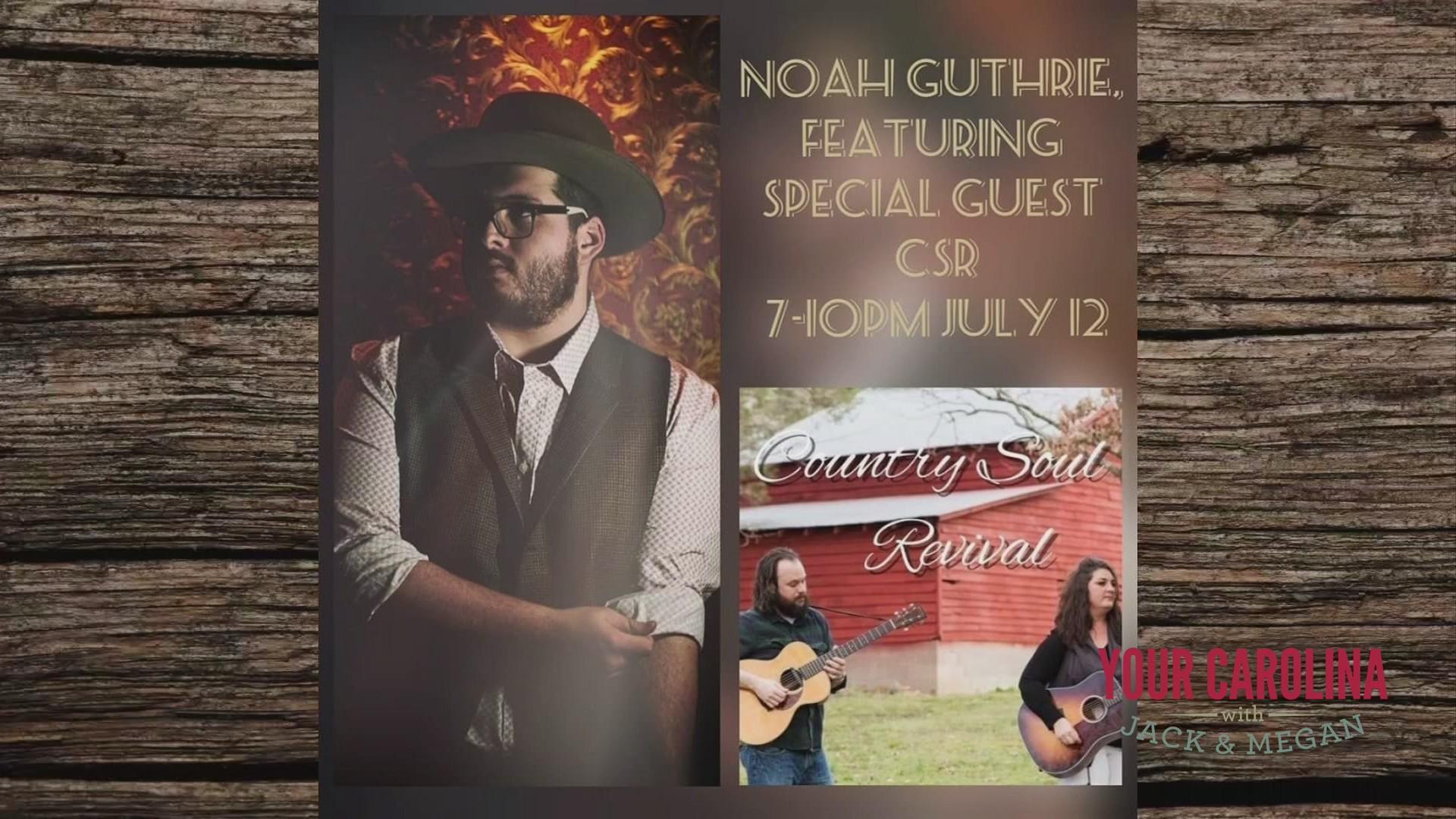 Free Concert Tonight In Woodruff
