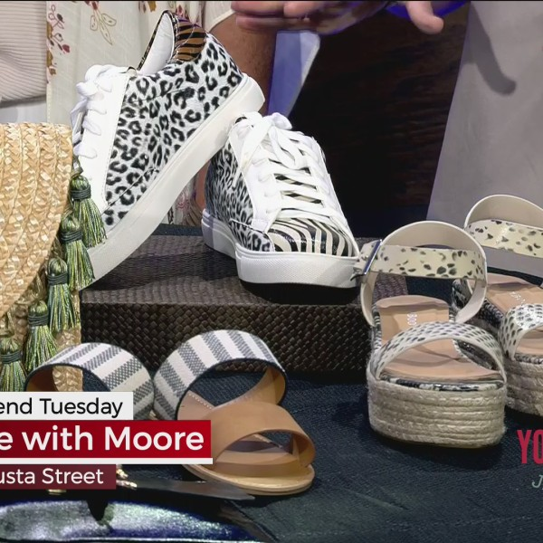 Fashion Trend Tuesday - Prowse with Moore