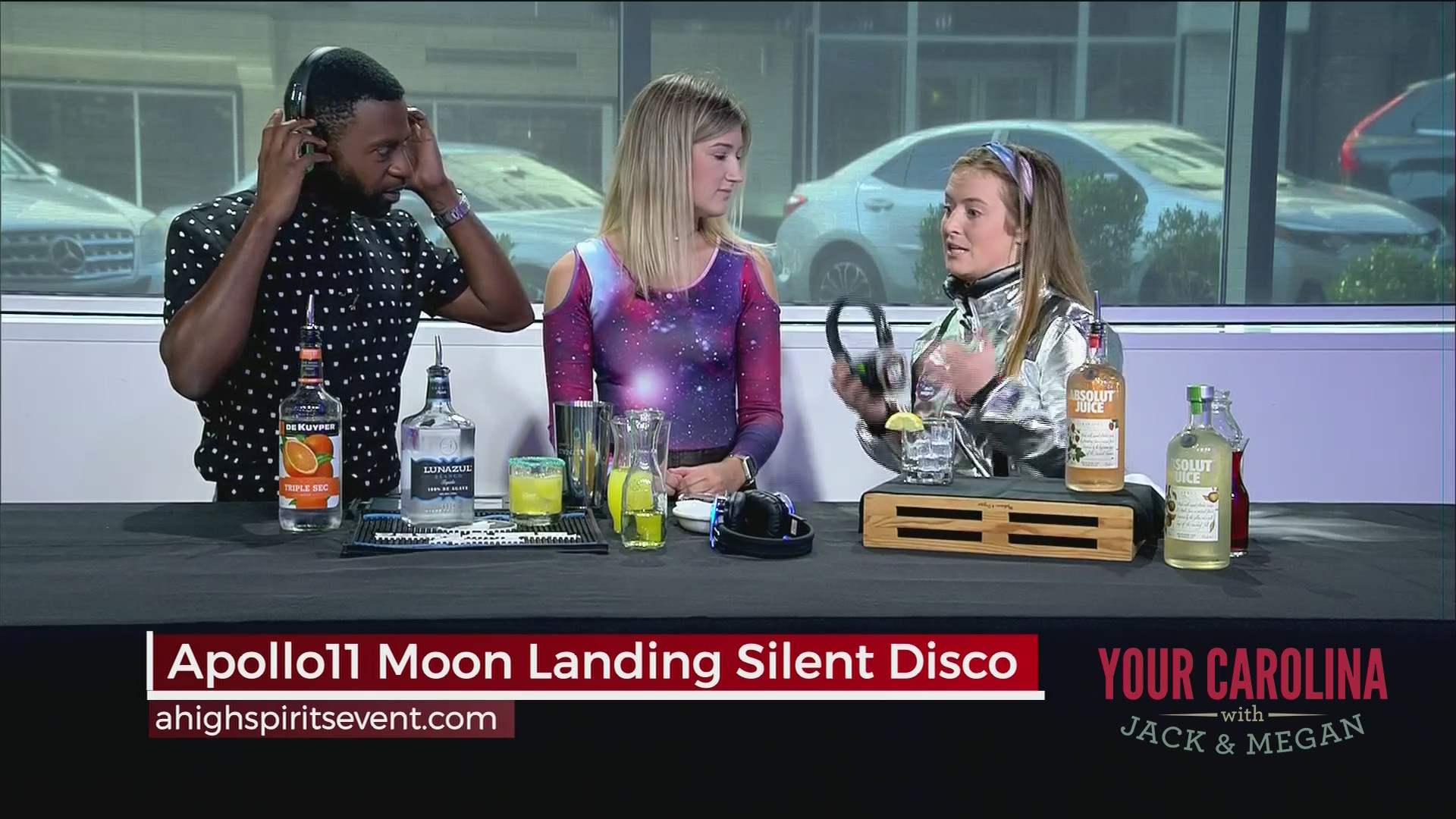 Apollo11 Moon Landing Silent Disco