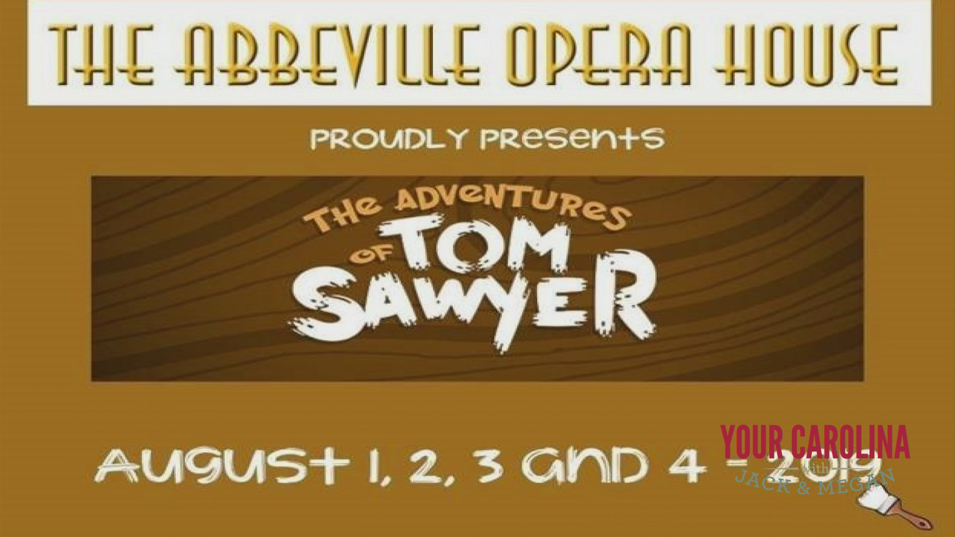 Going On At The Abbeville Opera House