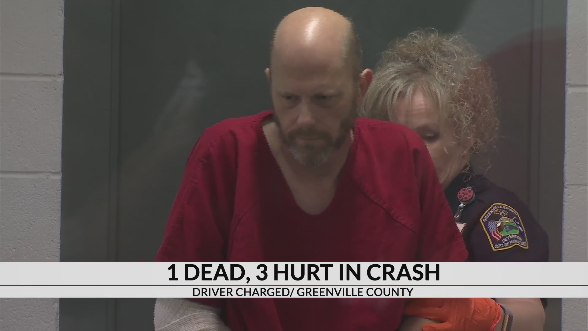 Driver charged with deadly DUI appears in court