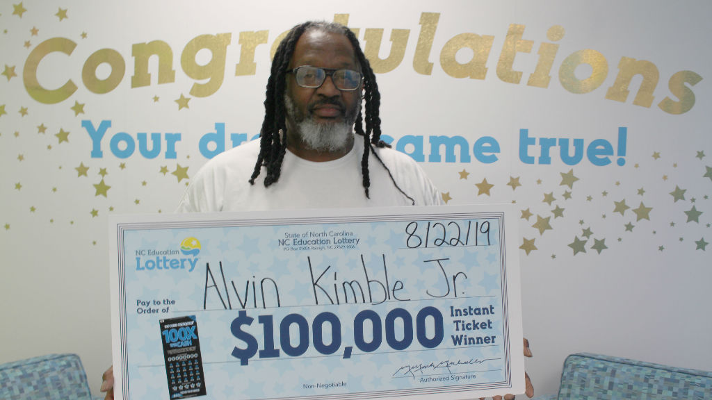 Asheville veteran to open 'dream business' with lottery winnings