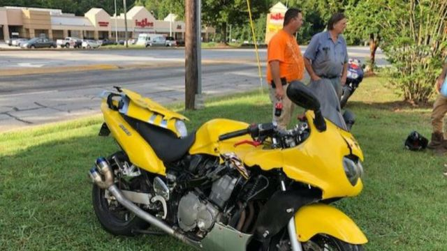School bus driver cited in Spartanburg crash involving motorcycle