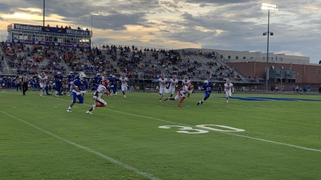 SCORES & HIGHLIGHTS: High School Red Zone – Week 0