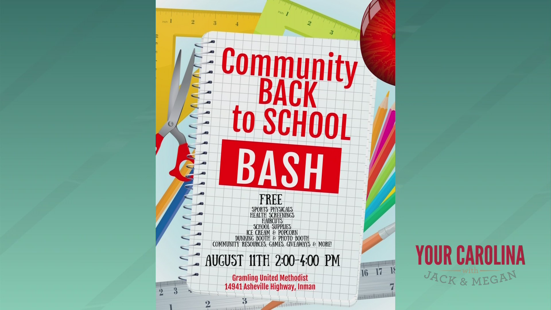 Community Back to School Bash