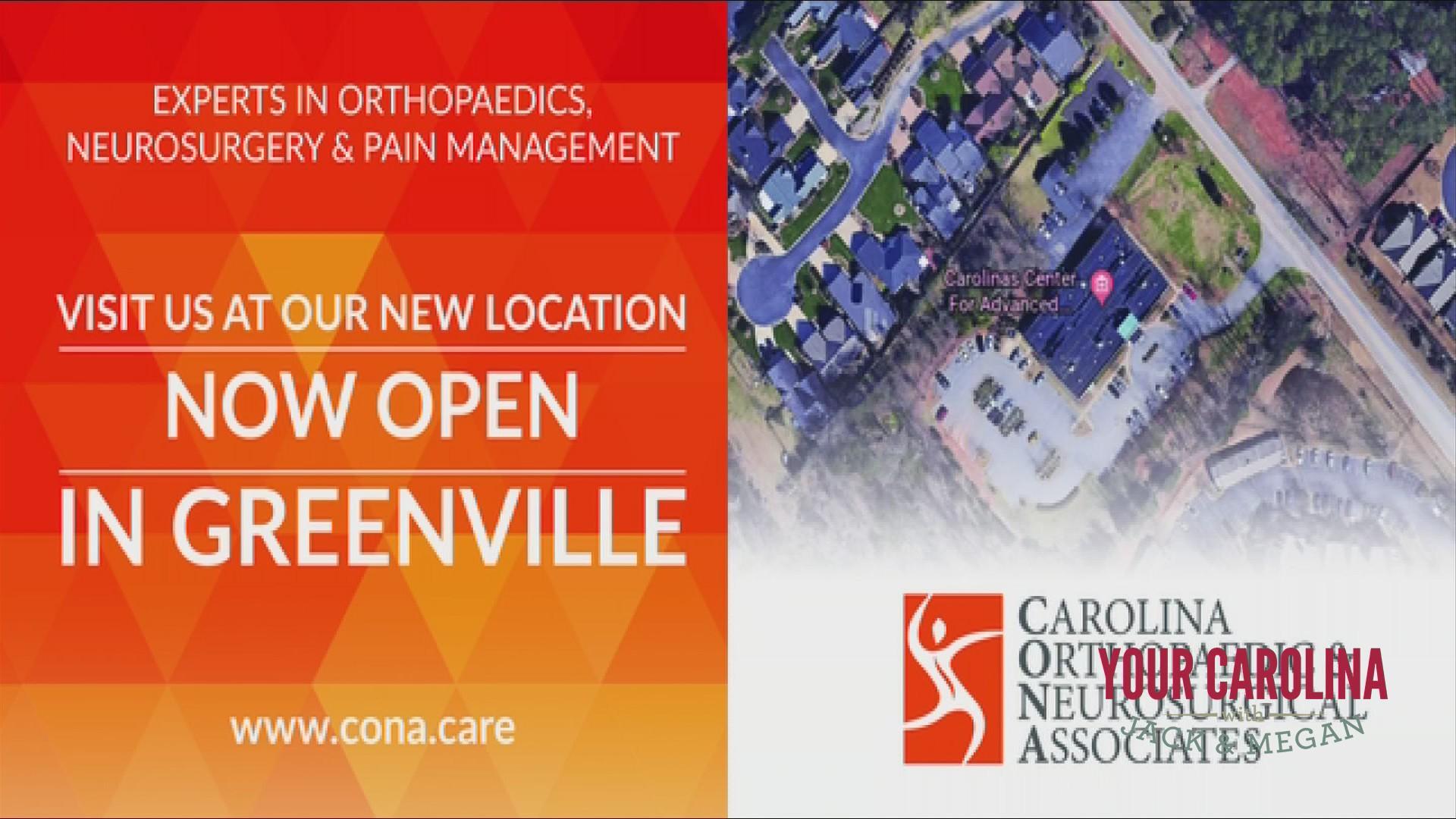 Carolina Orthopaedics & Neurosurgery Associates