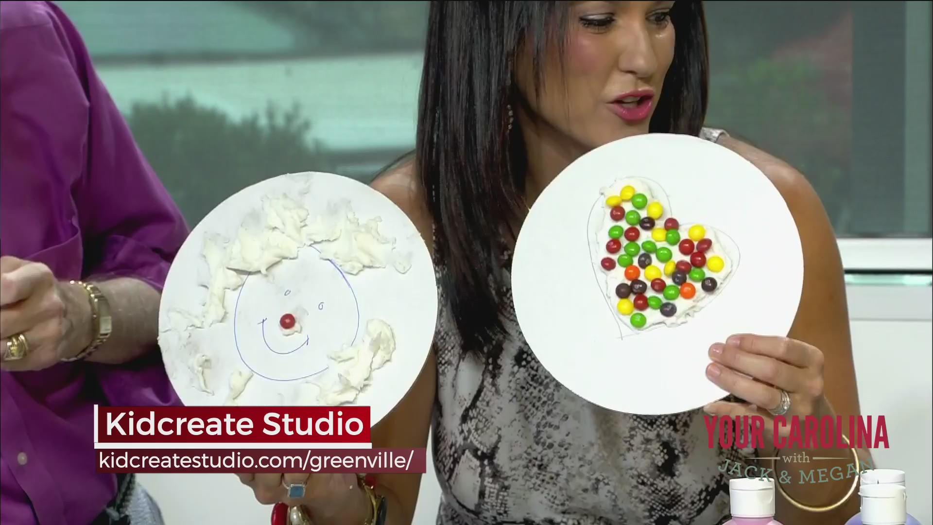 Getting Creative with Kidcreate Studio