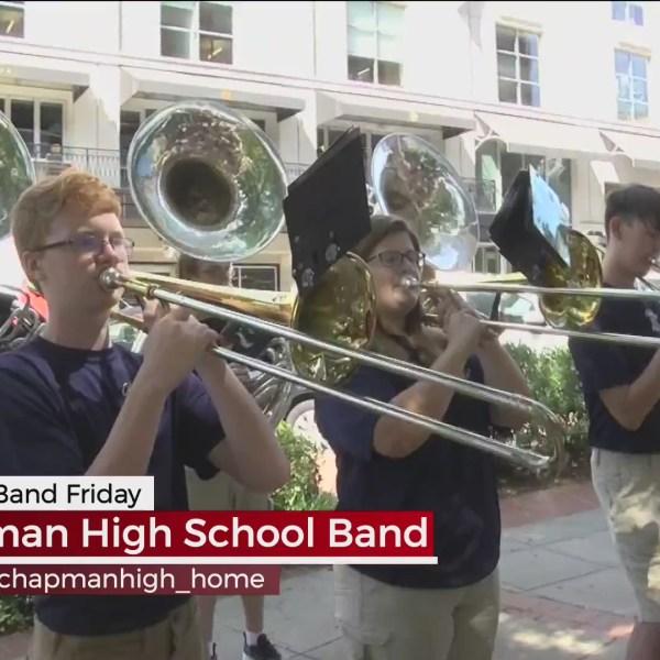 Chapman High School Marching Band