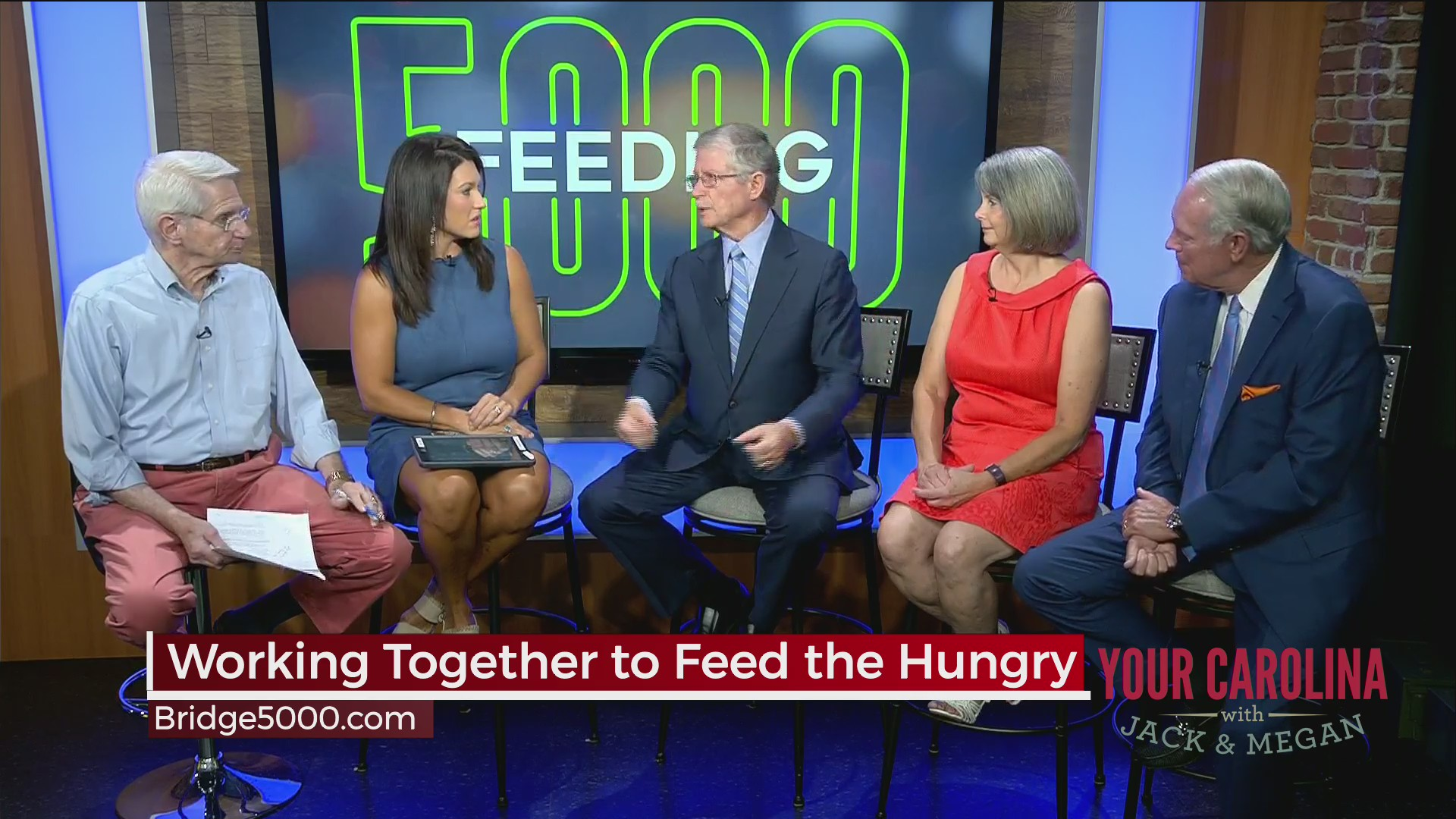 Working Together to Feed the Hungry