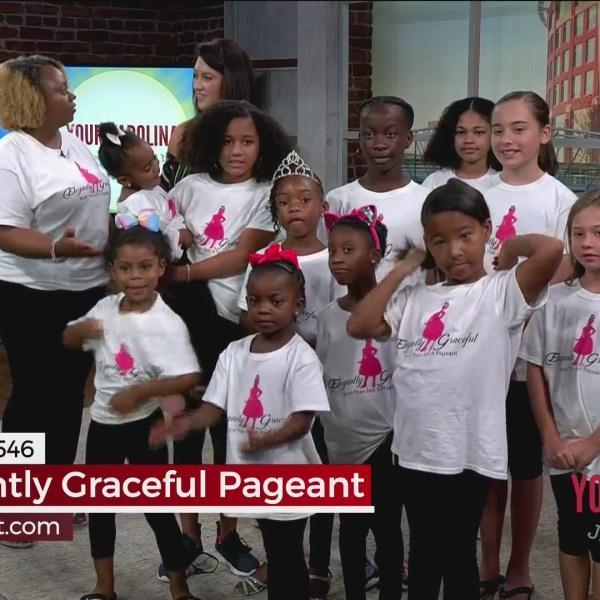 Elegantly Graceful Pageant