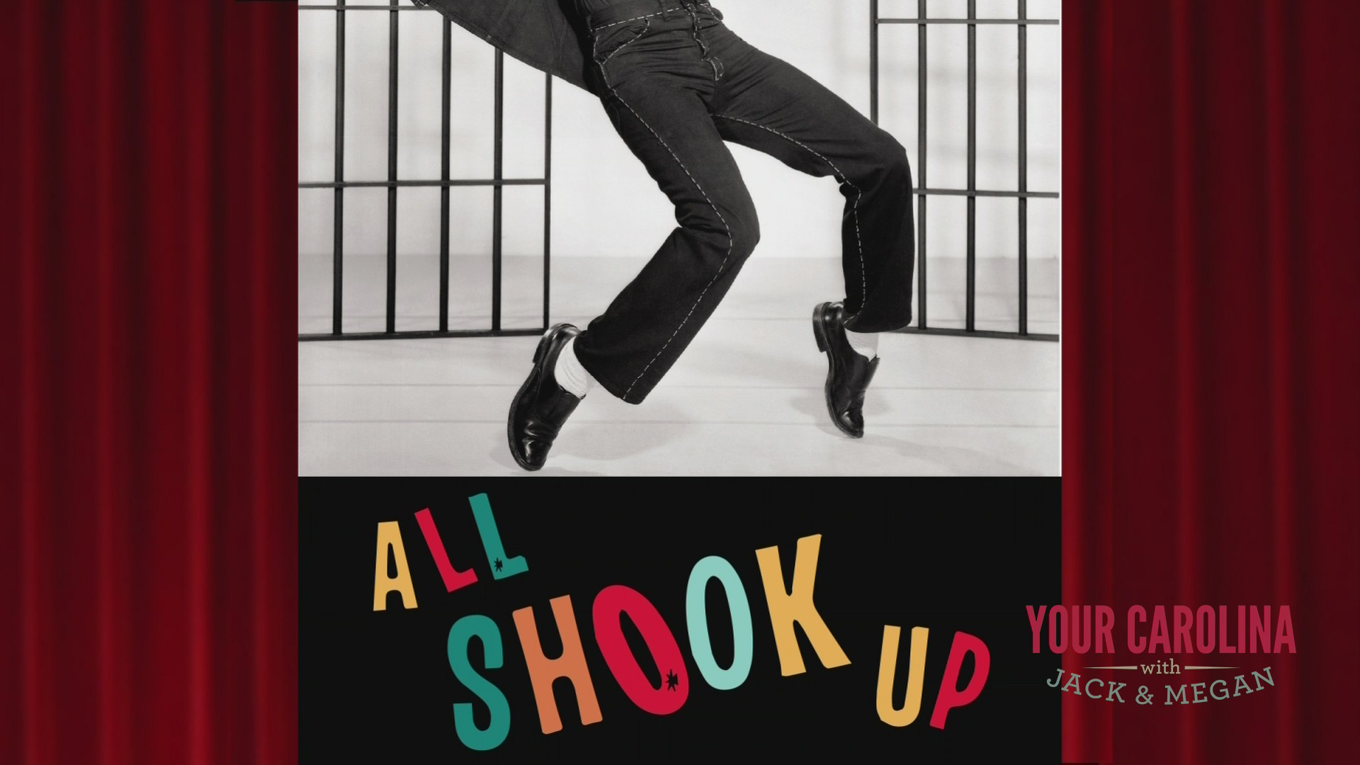 "Flat Rock Playhouse Presents ""All Shook Up"""