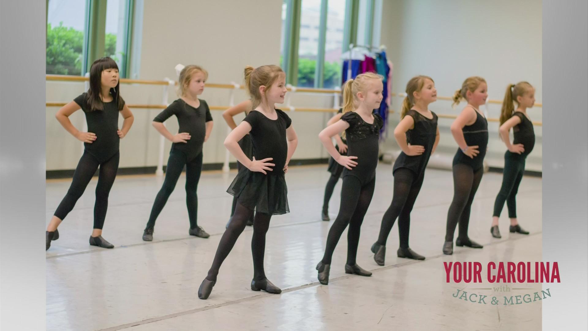 Tutu Takeover by Ballet Spartanburg