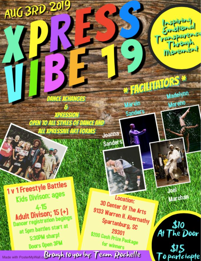 Xpress Vibe Dance
