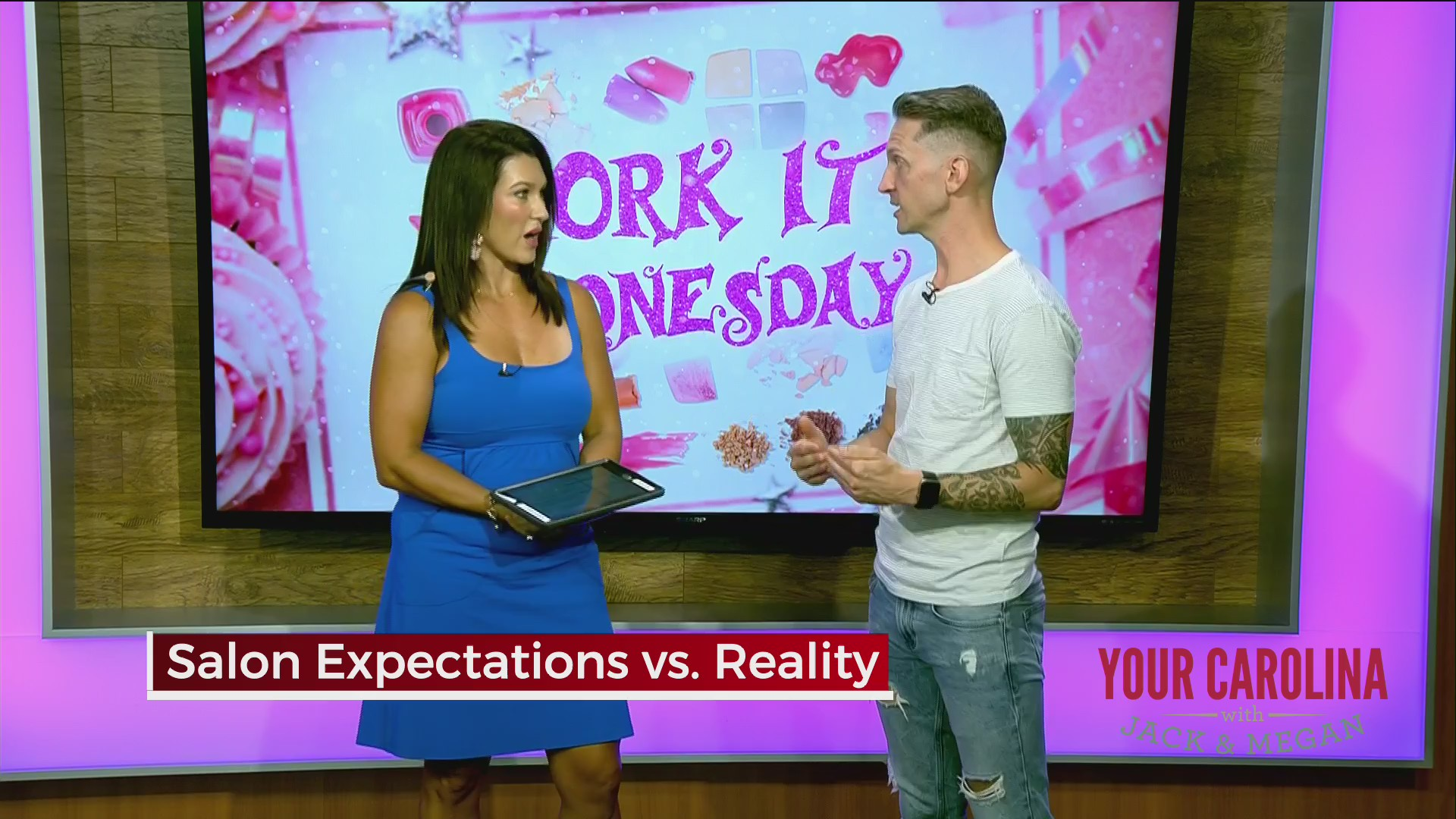 Work it Wednesday - Salon Expectations vs. Reality