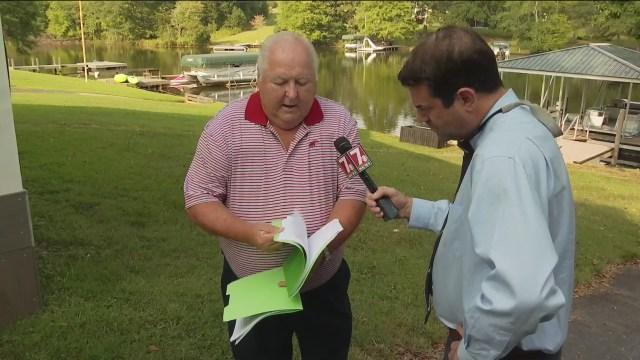 Spartanburg Water pulls Land Access Agreement