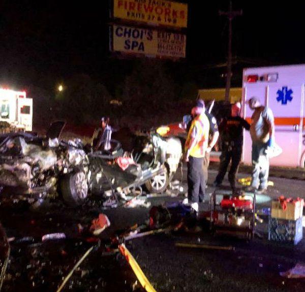 Accidents & Traffic on I-85, I-385, I-26, Hwy  29