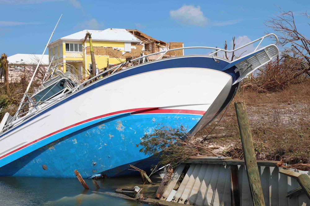 PHOTOS: Hurricane death toll in Bahamas at 30 as aid begins