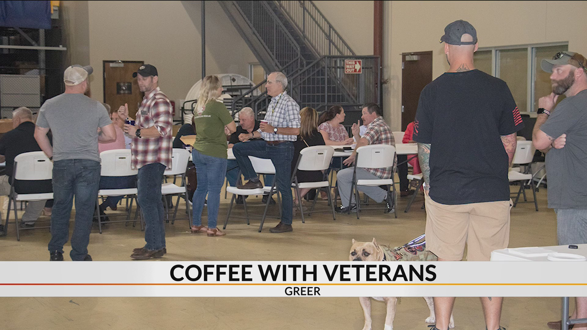 North American Rescue event aims to helps veterans