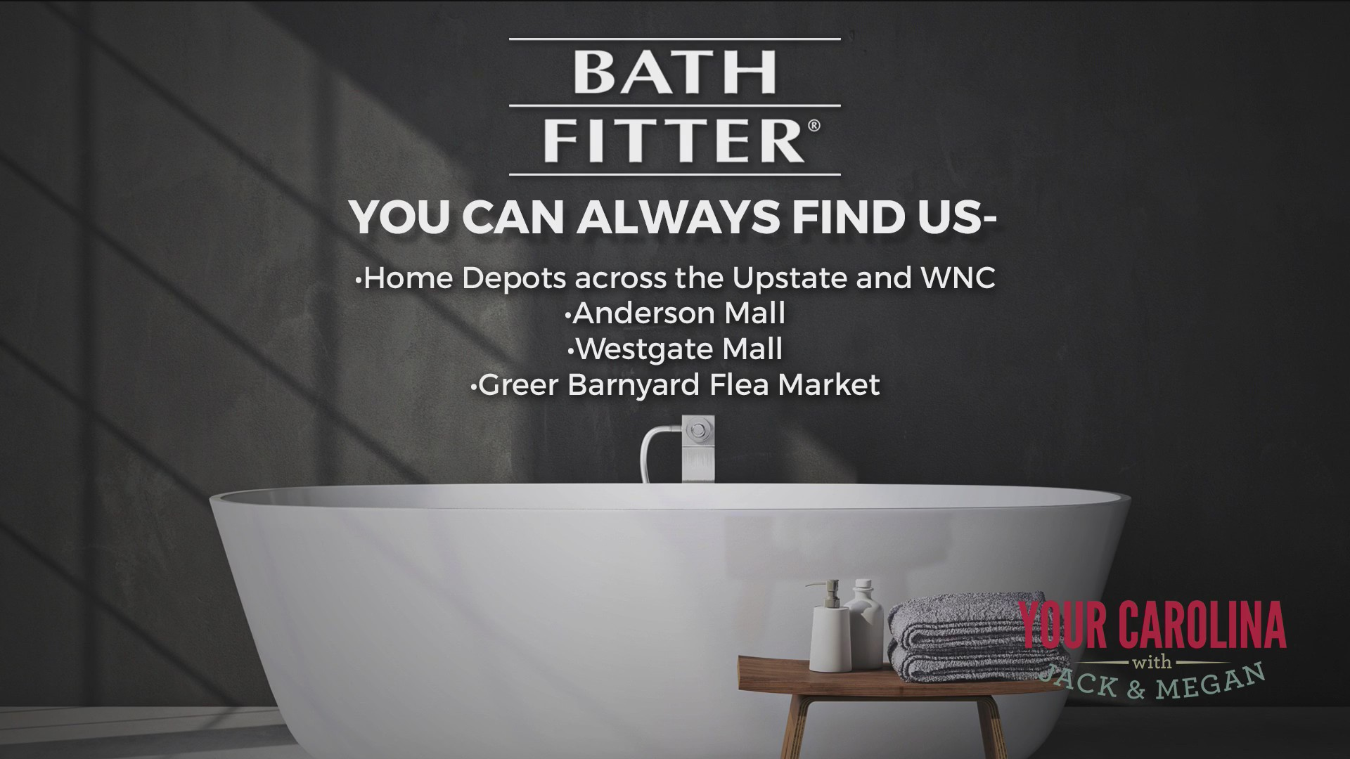 Bathfitter Events This Month