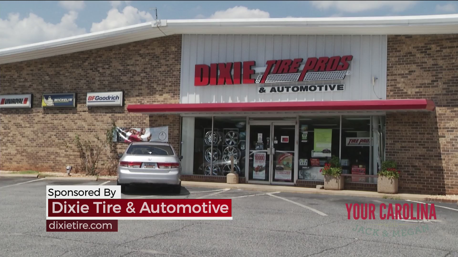 Dixie Tire & Automotive - Tires and Auto Repair in Spartanburg