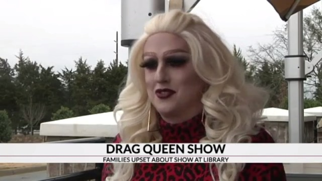 Drag Queen Story Hour returning to Upstate library