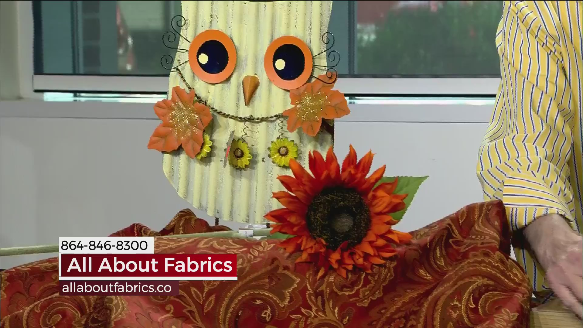 All About Fabrics Opens This Weekend To The Public