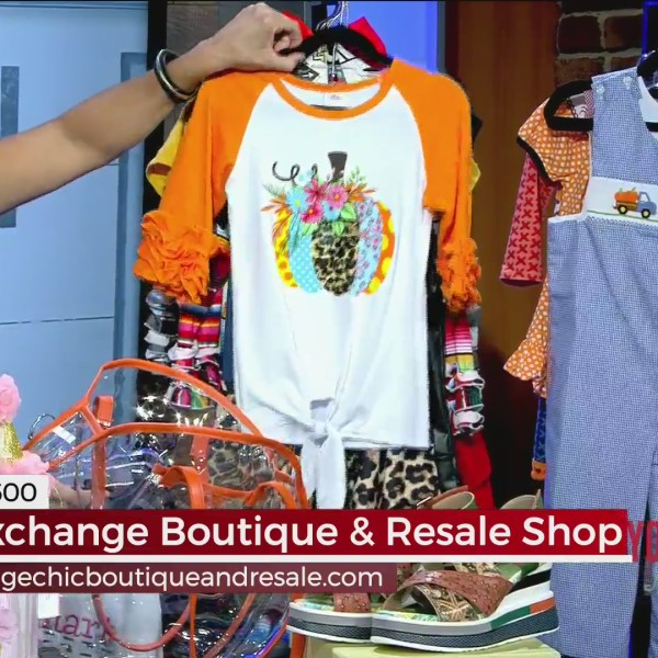 Fashion Trend Tuesday - The Exchange Boutique & Resale Shop
