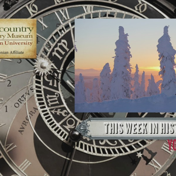 This Week in History - Permafrost