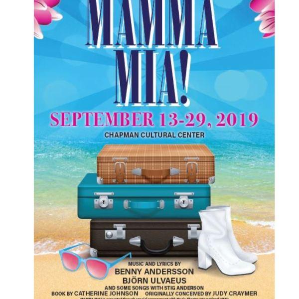 Spartanburg Little Theatre Presents: Mama Mia!