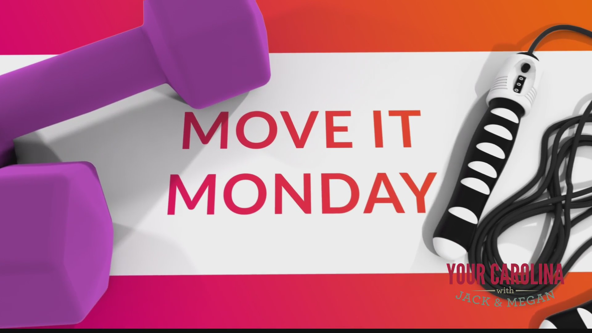 Move It Monday - Personal Trainer Olly Pierce