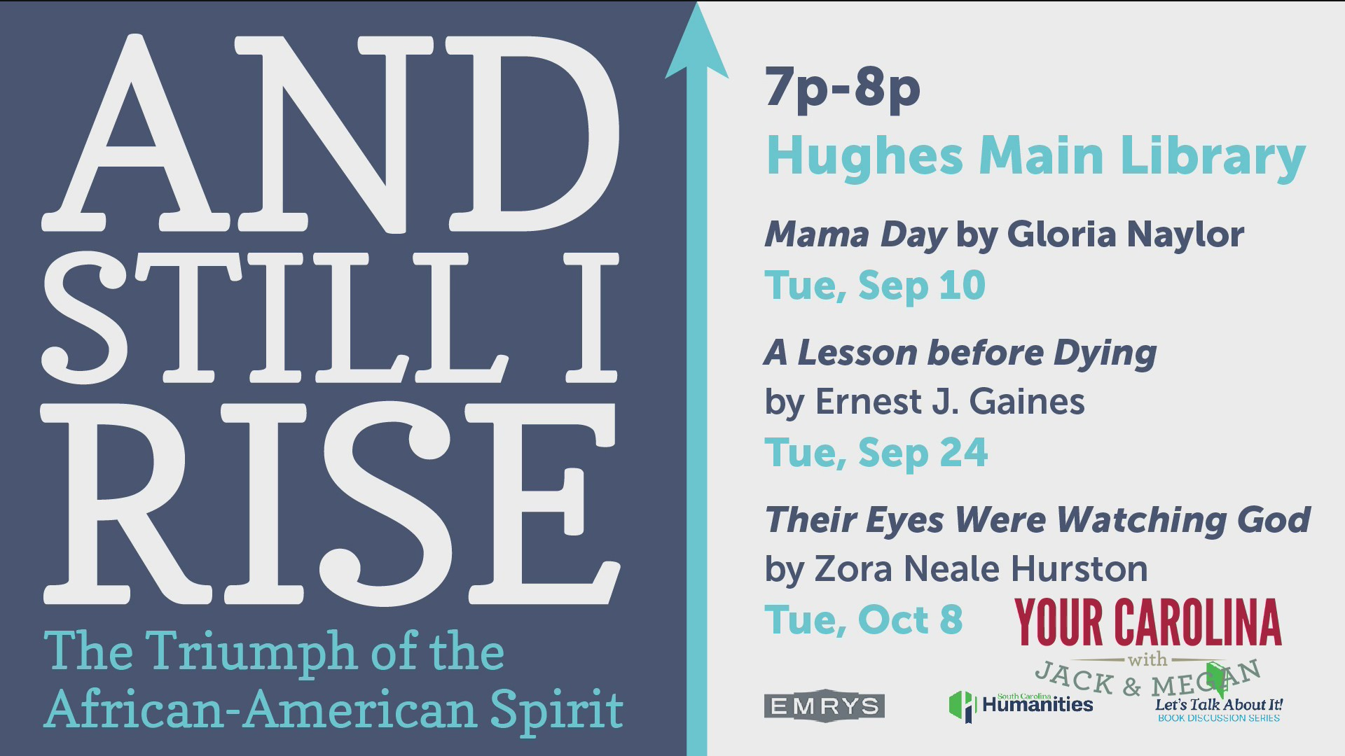 And Still I Rise: The Triumph of the African-American Spirit Event Series
