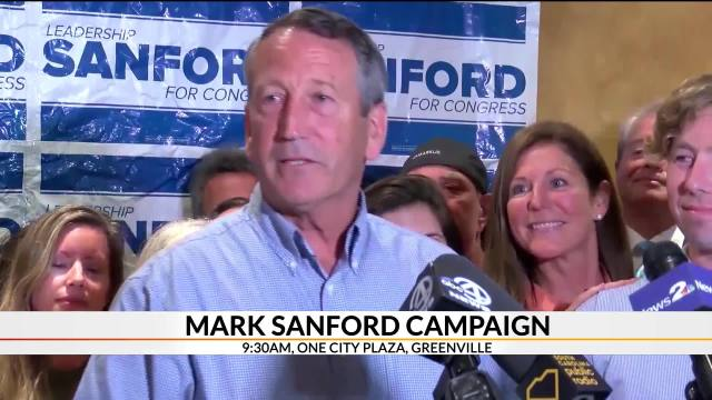 Presidential candidates make Upstate campaign stops