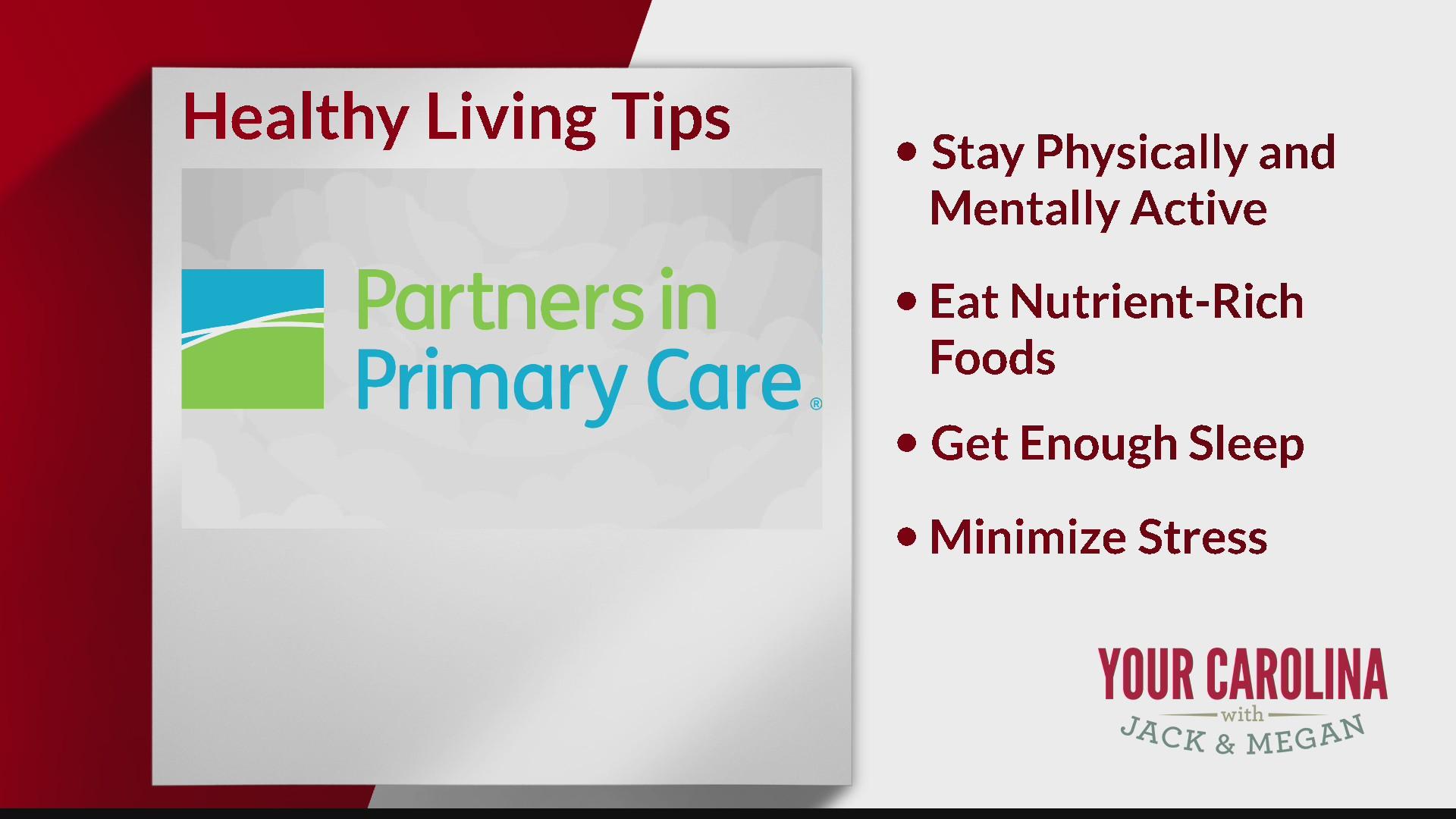A Senior Moment - Healthy Living Tips
