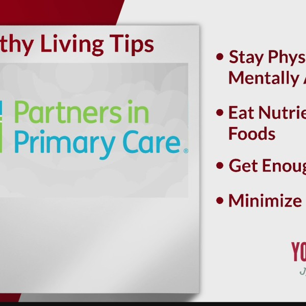 A Senior Moment - Healthy Living Tips