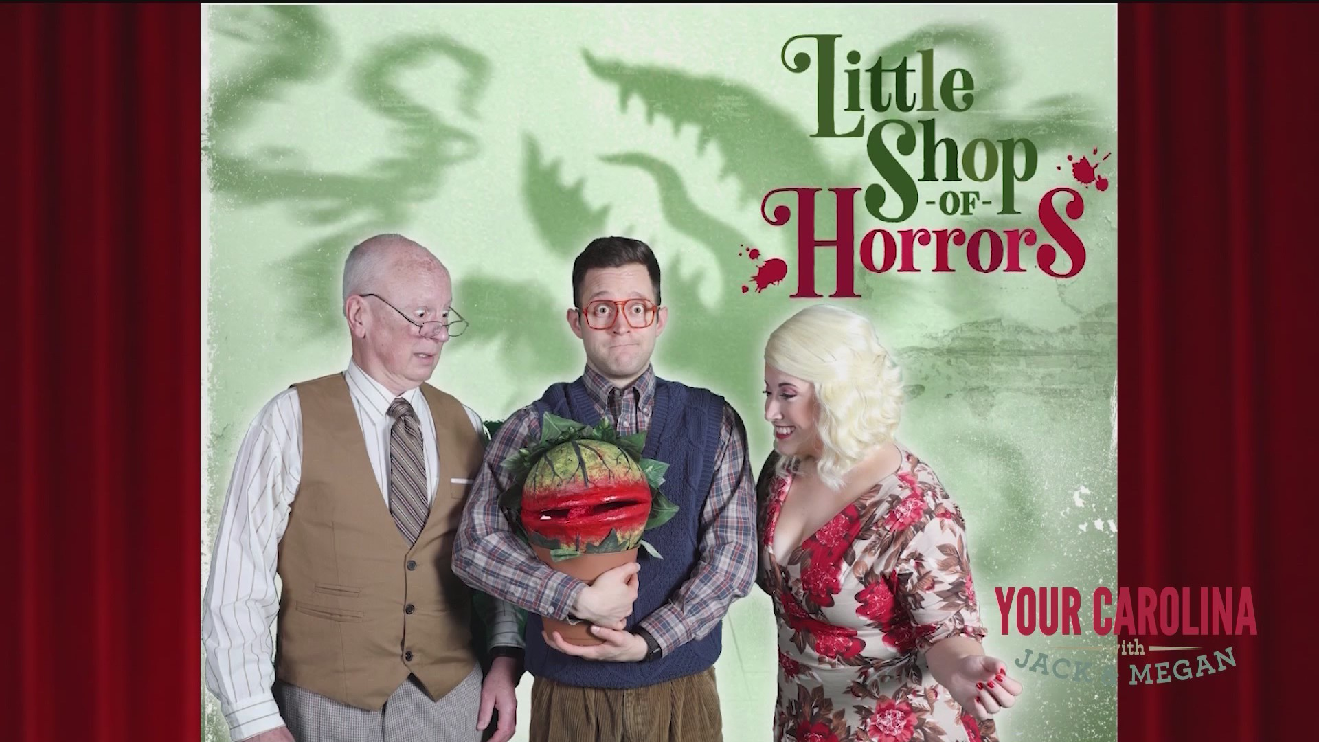 """Centre Stage Presents """"Little Shop of Horrors"""""""