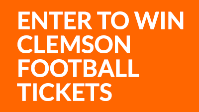 Win Clemson Tickets