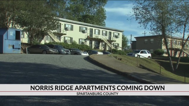Norris Ridge Apartments to be demolished, replaced