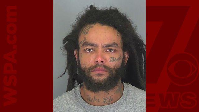 Spartanburg Co. deputies arrest NC murder suspect on I-26