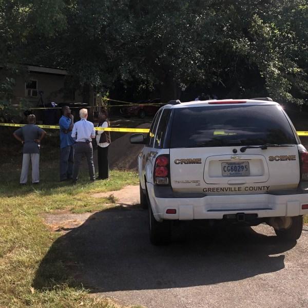 Orange Street death investigation scene